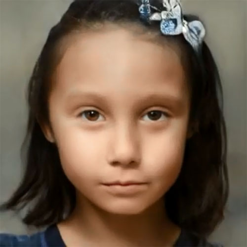Новость Нейросеть определила, как в детстве выглядела легендарная Мона Лиза