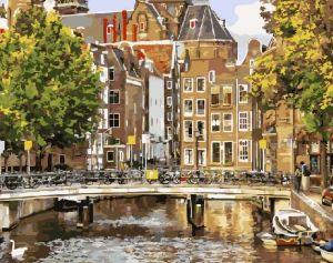 Старый Амстердам - Набор для рисования