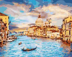 Голубое небо Венеции. Без коробки