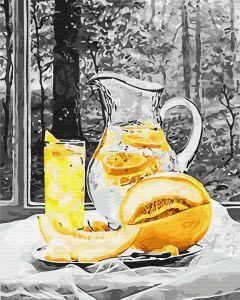 Лимонад - Картина по цифрам без коробки