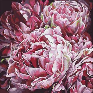 Буйство красок 2 - Картина раскраска без коробки
