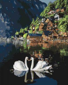 Картина по номерам - Романтична Австрія