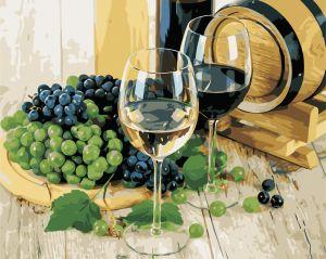 Виноделие - Картина по номерам для взрослых