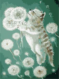 Мечты сбываются - Картина-раскраска без коробки