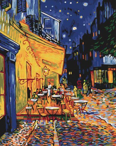 Ночное кафе в Арле. Ван Гог