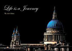 "Скретч-набор из 4-х картин ""Travel Diary"" (Дневник Путешественника)"