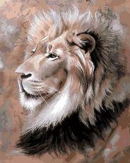 Царь зверей - Роспись по номерам