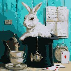 Сказочный кролик. Картина без коробки