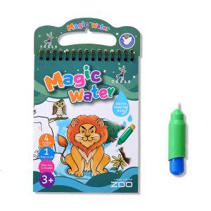 "Волшебная книга ""Magic Water Book Zoo"""