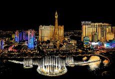 Скретч картина Las Vegas (Лас Вегас)