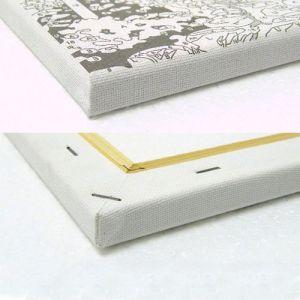 Маки - Раскраска по цифрам