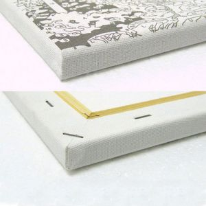 Панда с бамбуком - Рисование по номерам